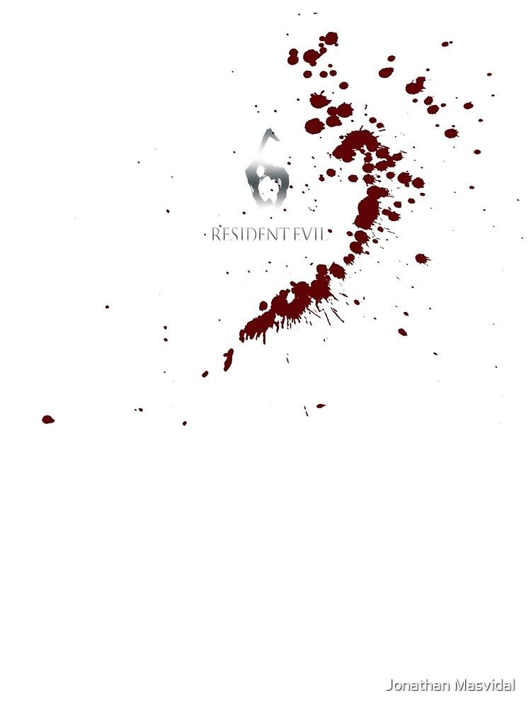Resident Evil 6  by Jonathan Masvidal