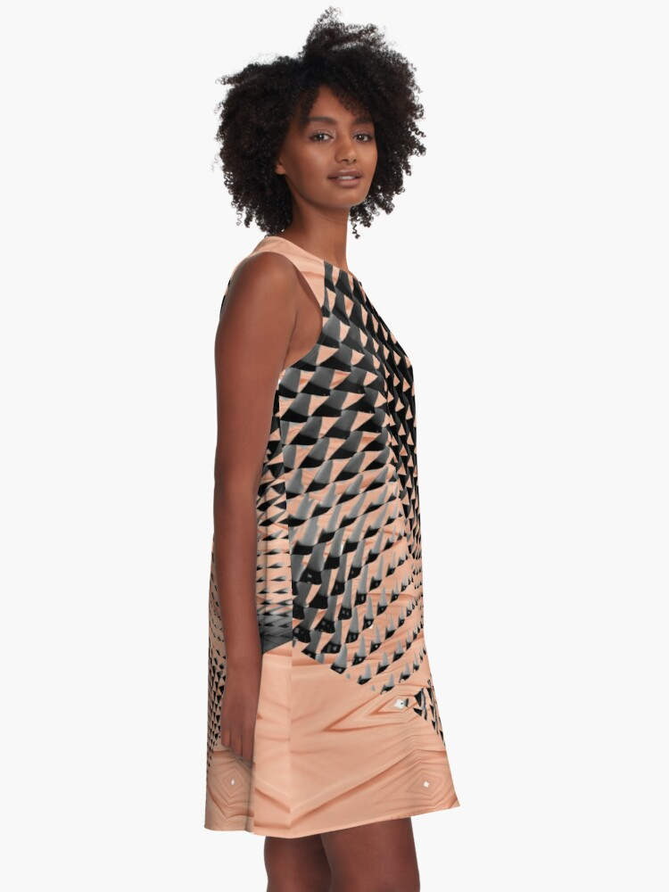 Alternate view of Mold,   Sample, specimen, model, example, piece, figure, type A-Line Dress