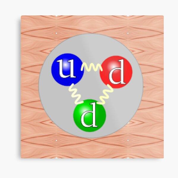 Physics Prints, Physics #Physics #ParticlePhysics #NuclearPhysics #ModernPhysics Metal Print
