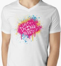 Last of a Dying Breed, T-Shirts & Hoodies Men's V-Neck T-Shirt
