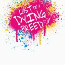Last of a Dying Breed, T-Shirts & Hoodies by CartoonHeart