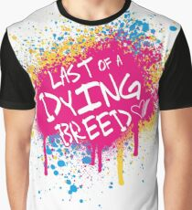 Last of a Dying Breed, Graphic T-Shirt Graphic T-Shirt