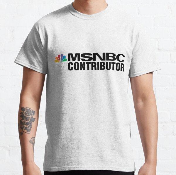 MSNBC Contributor Classic T-Shirt