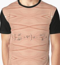 Physics, Nature, temper, disposition, tone, structure, framework,   Composition, frame Graphic T-Shirt