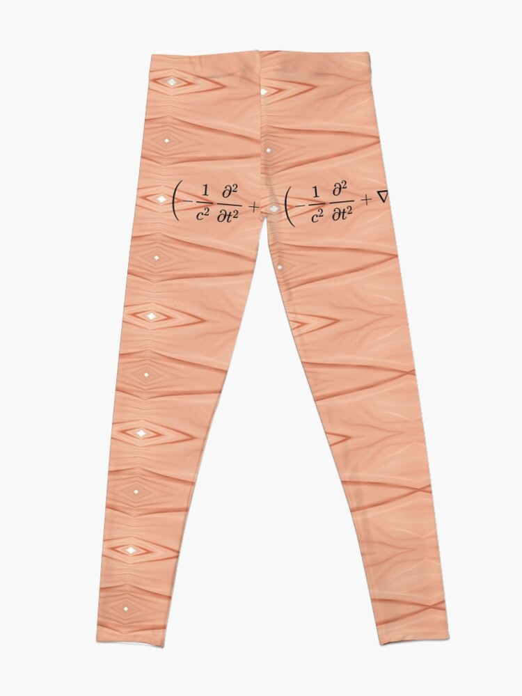 Alternate view of Physics, Nature, temper, disposition, tone, structure, framework,   Composition, frame Leggings