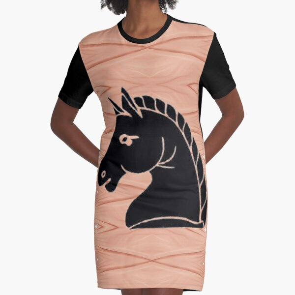 Diagram, circuit, schema, chart,   Proportion, adequacy, symmetry, fashionable Graphic T-Shirt Dress