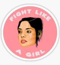 Valkyrie - Fight Like A Girl Sticker