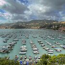 Lerici - The Bay - Italy by paolo1955