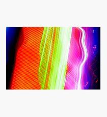 Textured Light Photographic Print