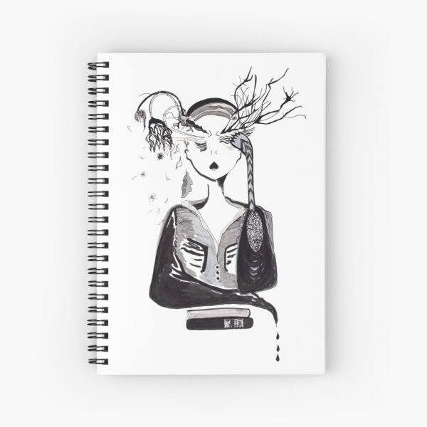 Frustrated (But Still Fantastic) Spiral Notebook
