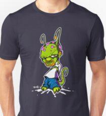 I am an evolved vandal. Unisex T-Shirt