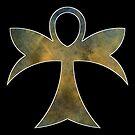 Angel Cross by David Dehner