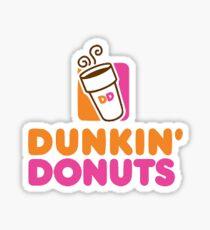 Dunkin Donuts  Sticker