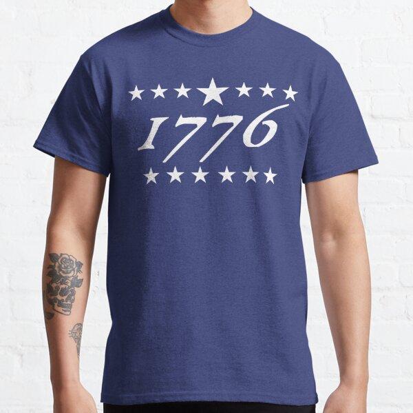 1776 Thirteen Stars  Classic T-Shirt