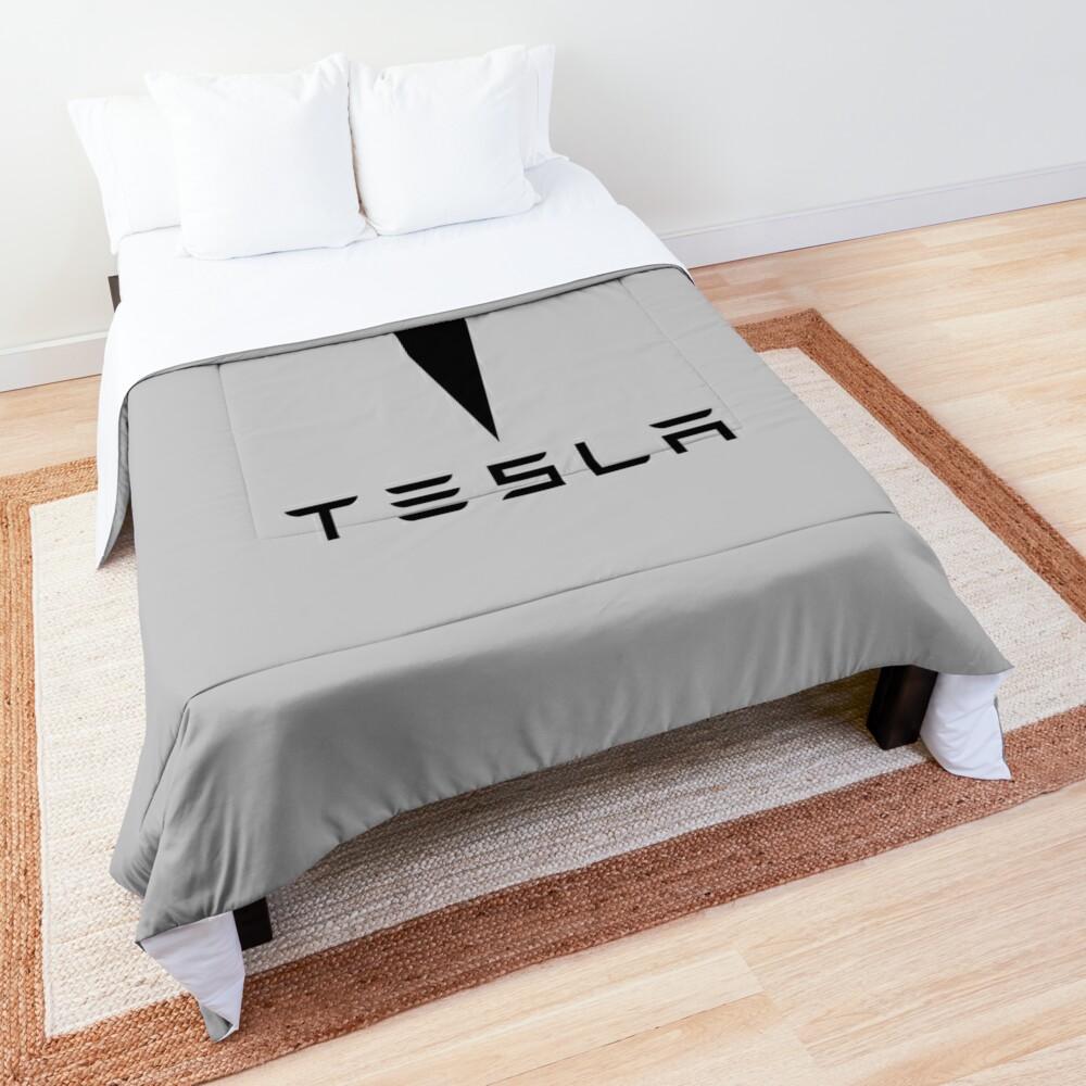 design tesla Comforter