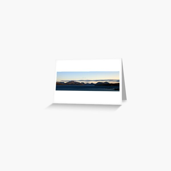 Cuillins  14# Greeting Card