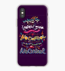 No Control iPhone Case