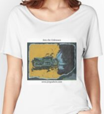 Into the Unknown (version with title and website) Women's Relaxed Fit T-Shirt