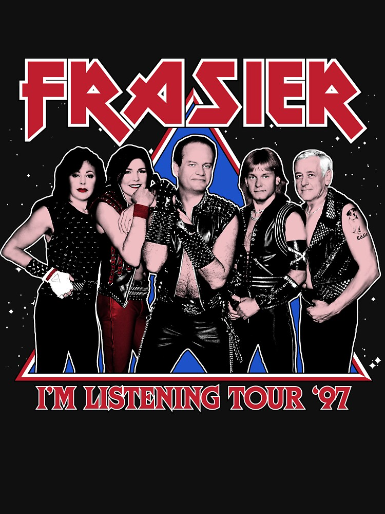FRASIER - I'M LISTENING TOUR '97 by TeenageStepdad