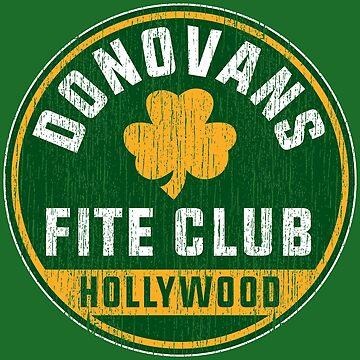Donovans Fight Club by Grady