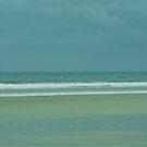 North Atlantic Abstract by Fara