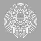 Priest – Class Crest (color) by dcmjs