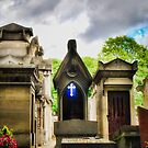 Montemartre Cemetery by Cathy Jones