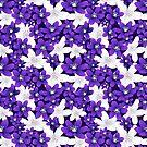 Ultra Violet Garden by noeldelmar