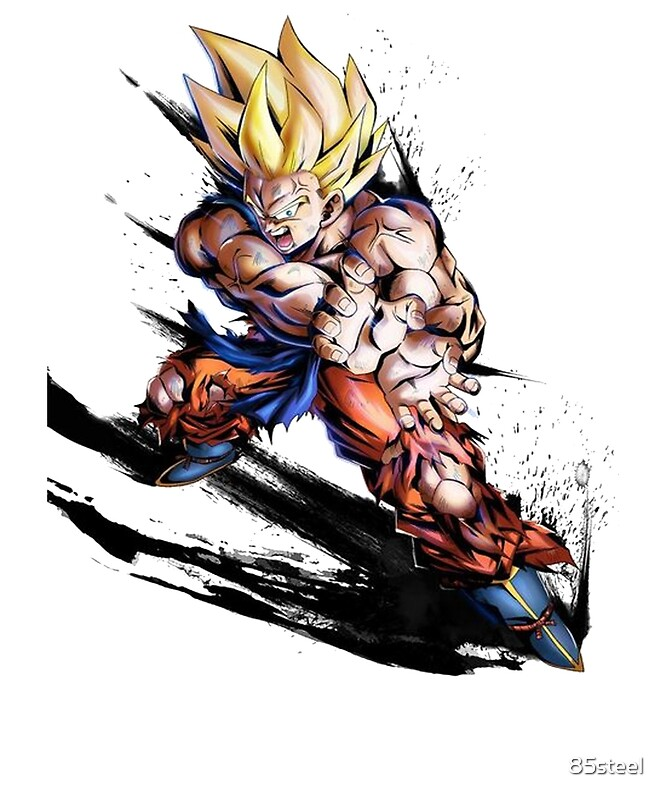 Cool super sayan goku shirt dbz shirt unique dragonball z shirt decal perfect