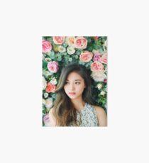 Tzuyu Roses Art Board