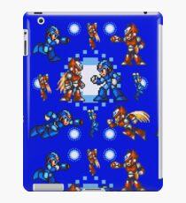 Mega Man X vs. Zero iPad Case/Skin