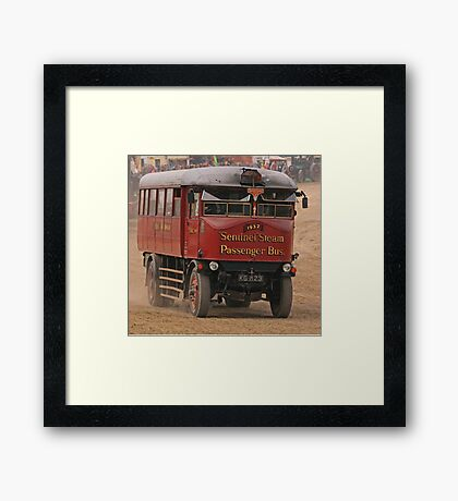 GDSF 2015 - Sentinel Steam Bus 'Martha' Framed Print