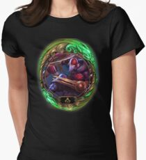 Zed, SKT T1 Women's Fitted T-Shirt