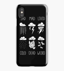Know Your Weather iPhone Case