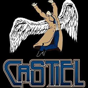 Castiel (Variant) by huckblade