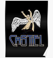 Castiel Poster