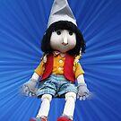 Pinocchio  by Bev Pascoe