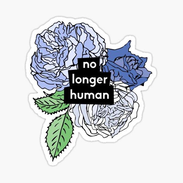 bsd noryohana: dazai ver. Sticker