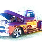 Chevy 1300 by Linda Bianic