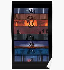 duel scenario Poster