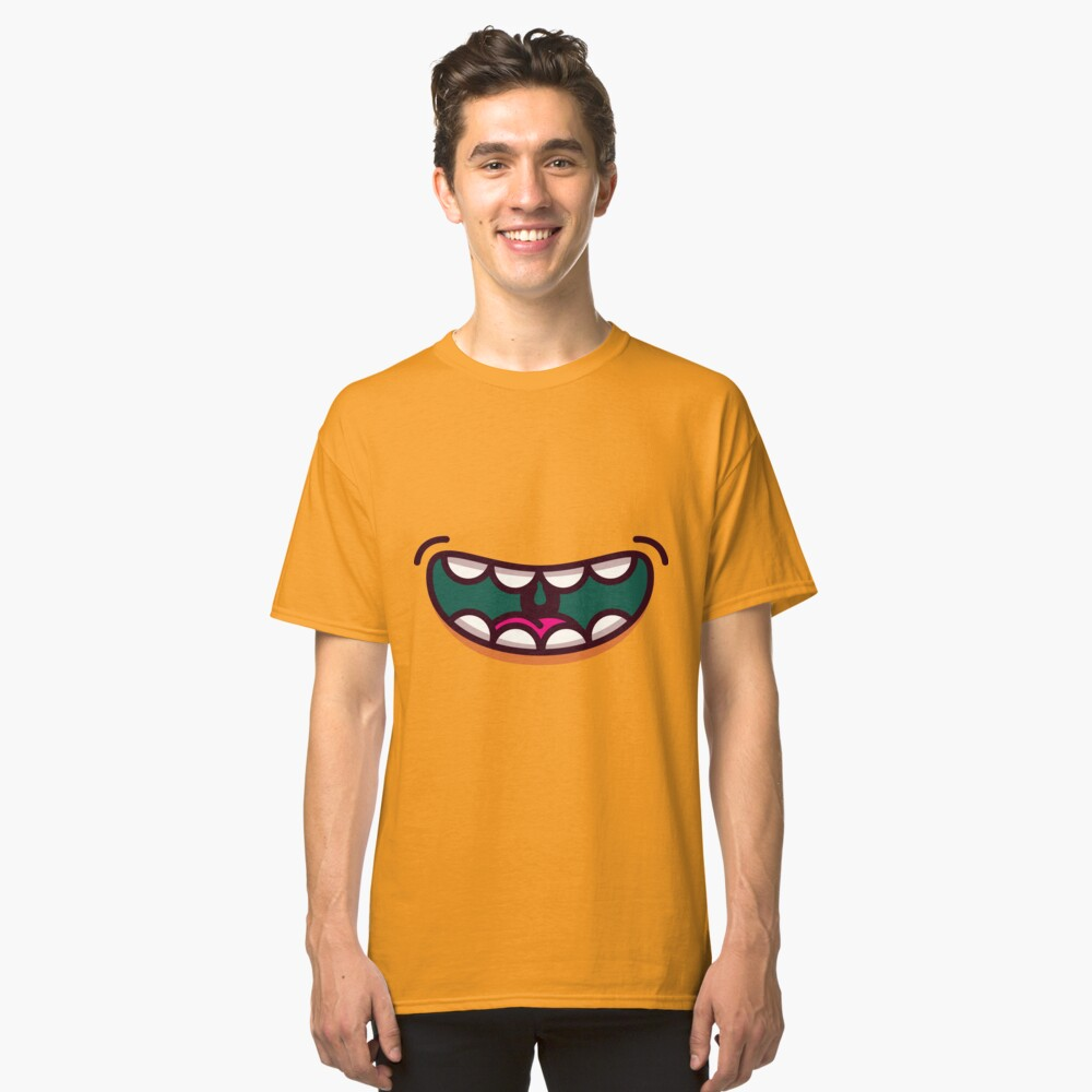 Smile and Laugh Classic T-Shirt