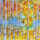 Aspens by Cathy Jones