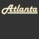Atlanta - Harlow Solid Italic by NafetsNuarb
