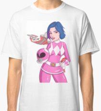Wickeddwillow as Pink Ranger Classic T-Shirt