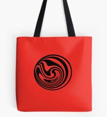Happy people icon - Spinning circle house DJ Vol. 2 Tote Bag