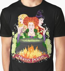 Hocus Pocus Graphic T-Shirt