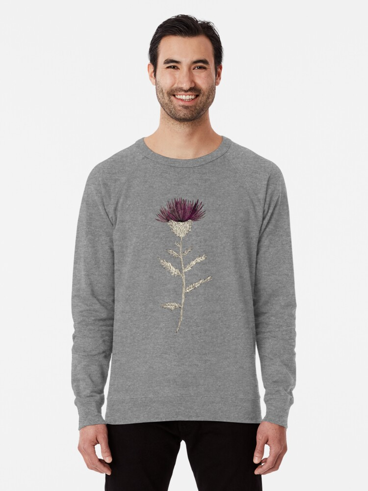 Alternate view of Cardoon Lightweight Sweatshirt