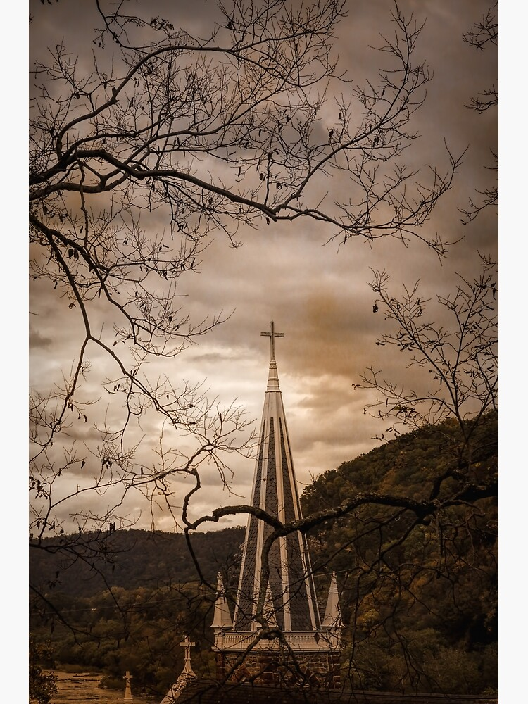 Steeple of Time by Picturart