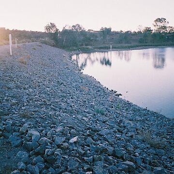 Rubble Lake by jembystarlight