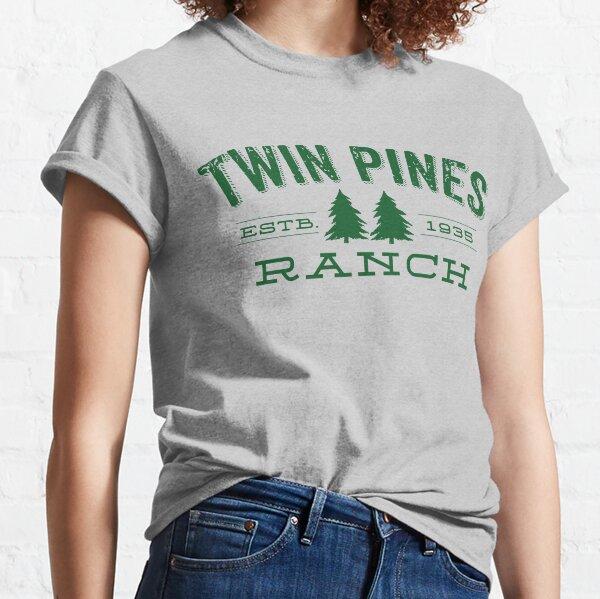 Twin Pines Ranch Classic T-Shirt